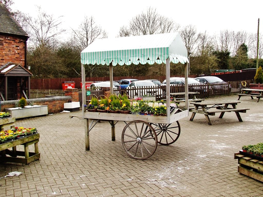 121 best old fashioned flower carts images on pinterest flower