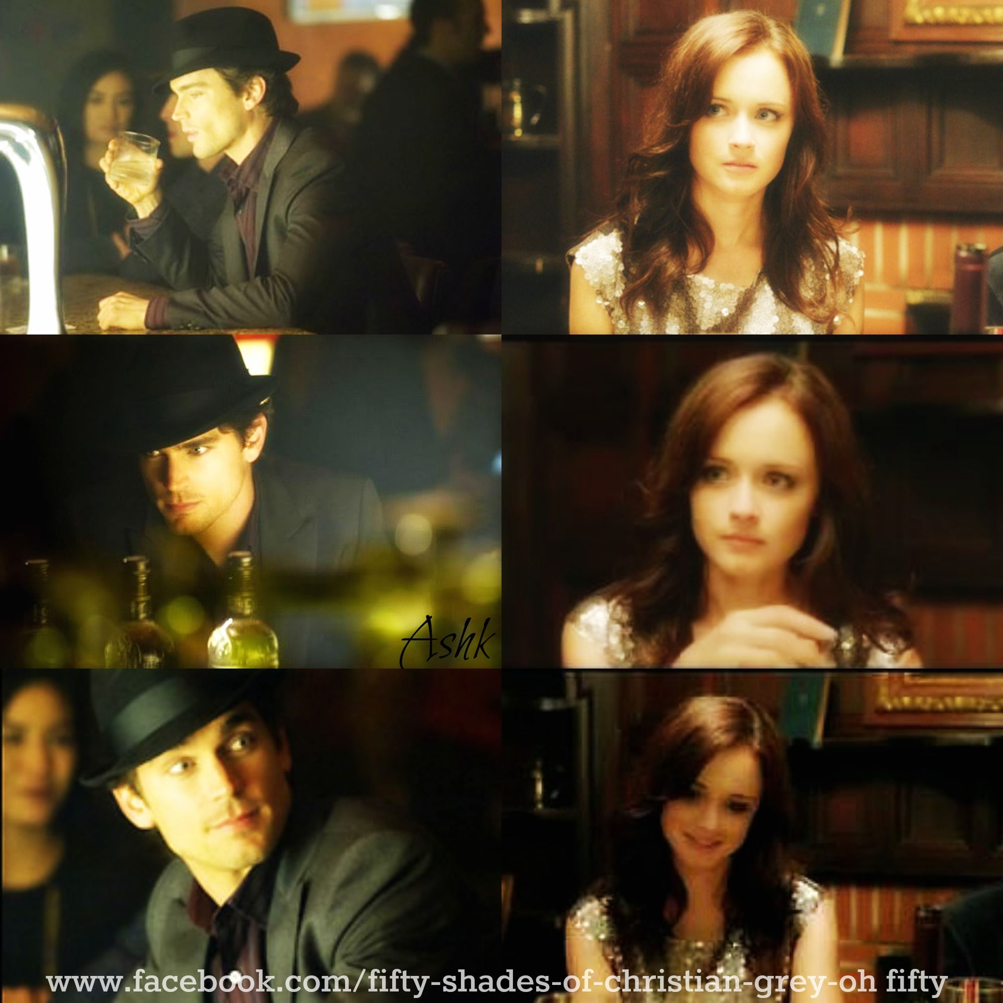 Matt Bomer And Alexis Bledel Perfect For Fifty Shades 3