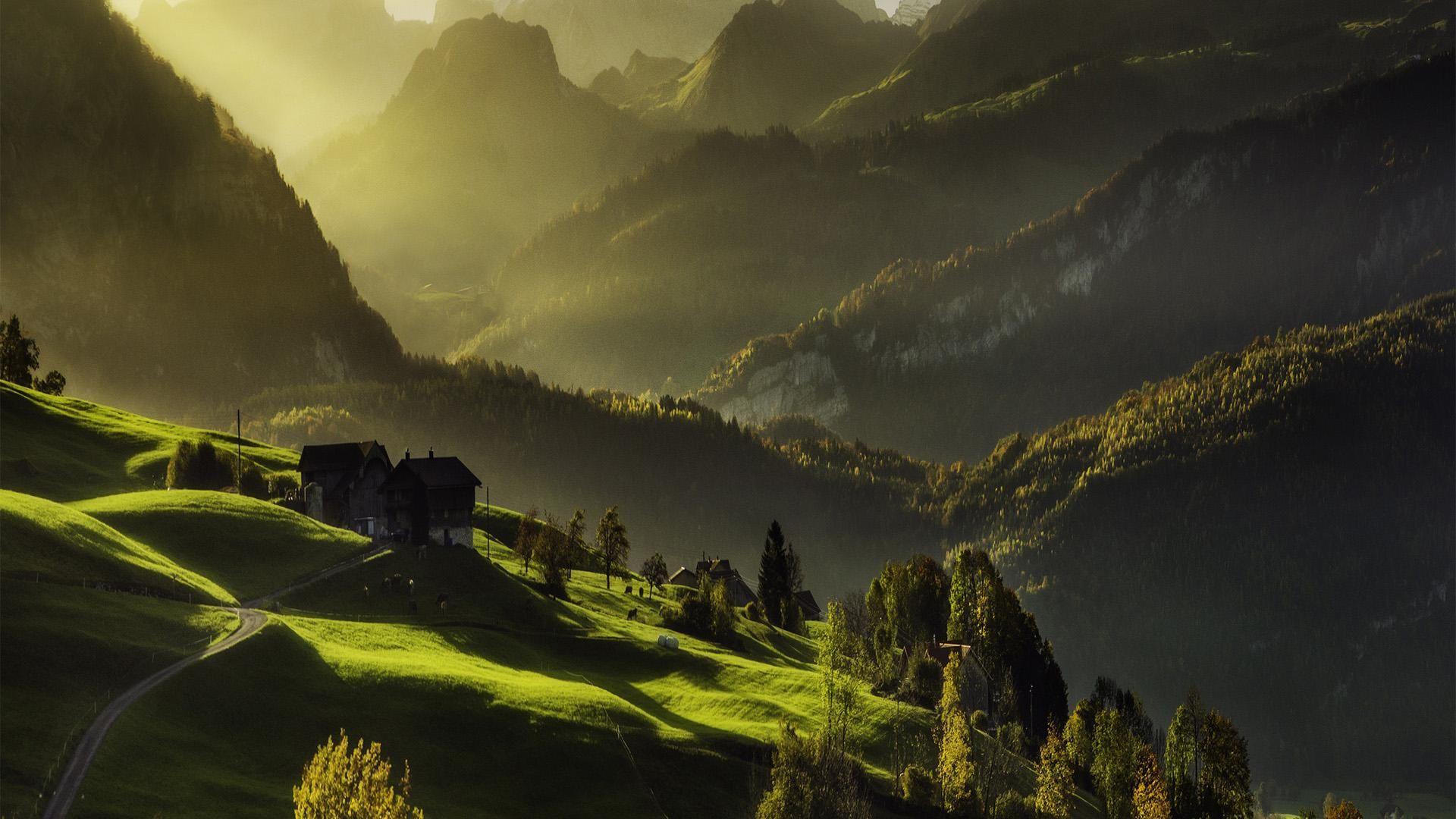Landscape Hd Wallpapers 1080p: Best Landscape Hd Wallpapers 1080p On Wallpaper HD