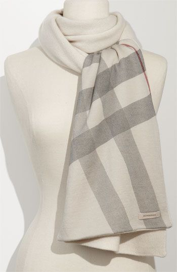 best burberry scarf