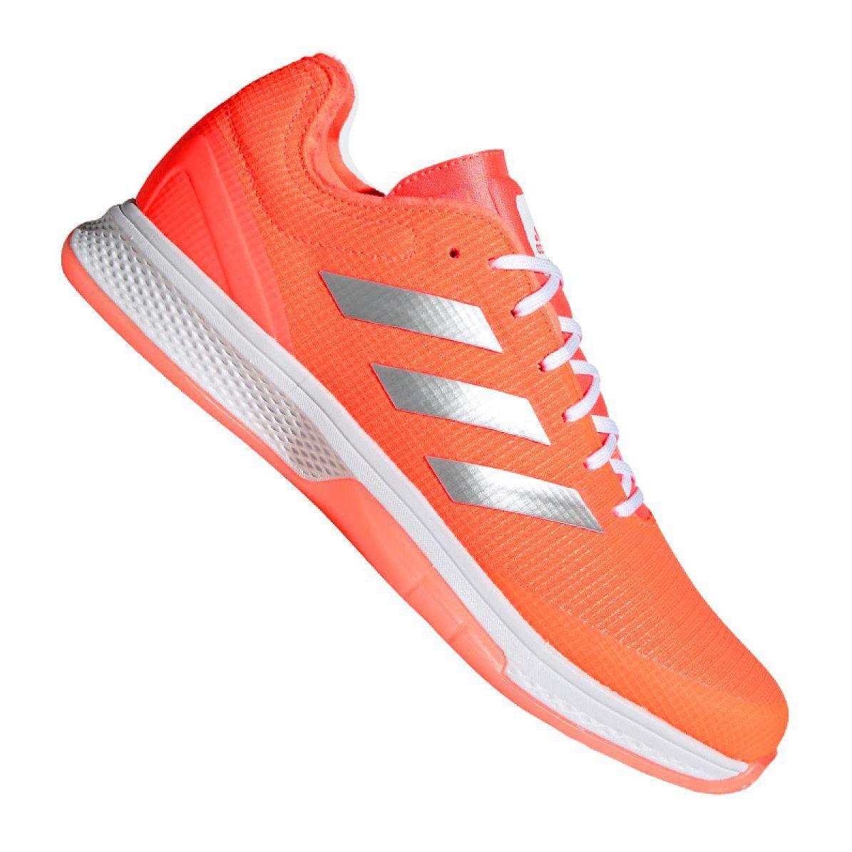 Buty Adidas Counterblast Bounce M Eh0851 Pomaranczowe Wielokolorowe Adidas Samba Sneakers Adidas Sneakers Adidas