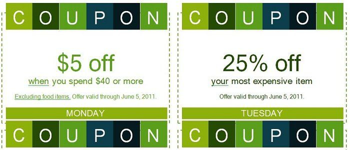 Coupon Template 01 hotel Pinterest Template, Coupons and 50th