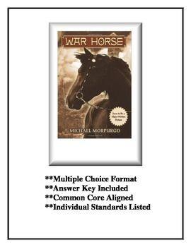 War Horse Novel Study Free Sample Literature Novels Chapter