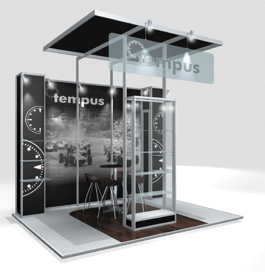 Linx modular modular exhibition stands dise o stand for Arquitectura y diseno stands 8 pdf