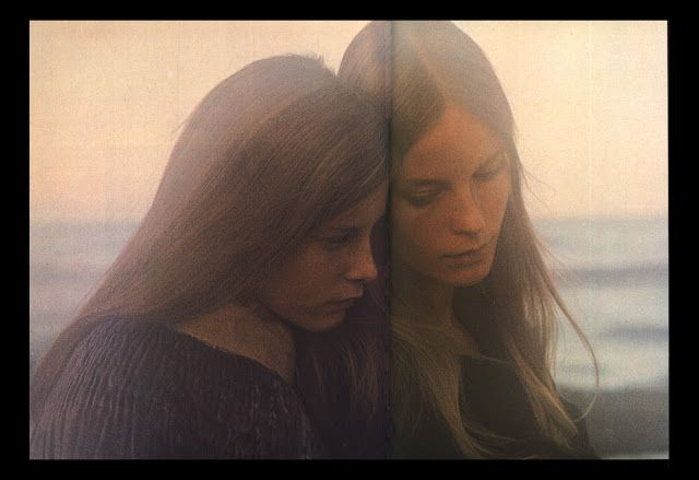 LOVING MY JET LAG...: David Hamilton, Les Demoiselles