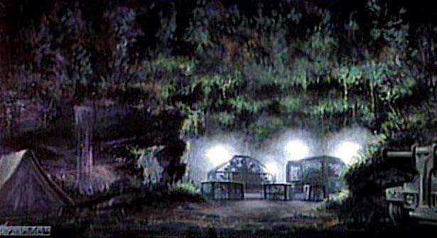 Lost World Camp Jurassic Park World Jurassic Park