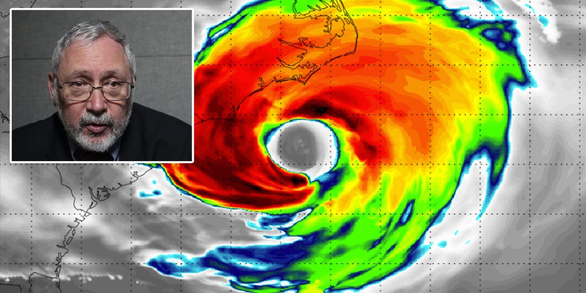 Hurricane Florence Katrina Reporter S Warning For Any Who Don T Flee Hurricane Katrina Hurricane Katrina