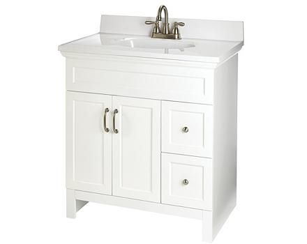 Bathroom Vanity Lights Canadian Tire for living beacon hill white vanity | canadian tire $209.99