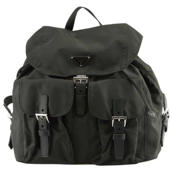 Prada Pre-owned - Leather backpack LFQyM9x