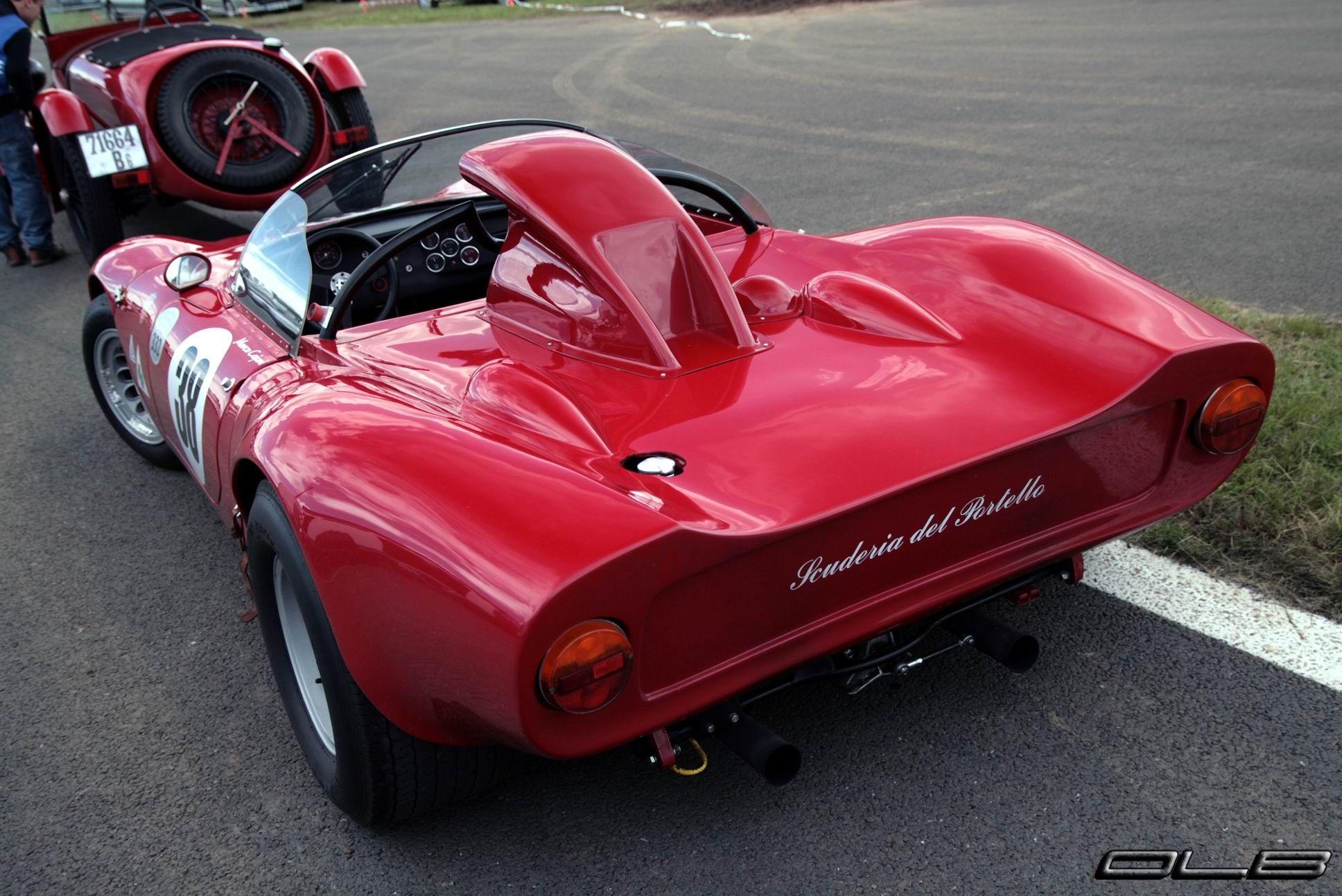 1966 Alfa Romeo Tipo 33 Periscopica Racing Cars Alfa Romeo Alfa