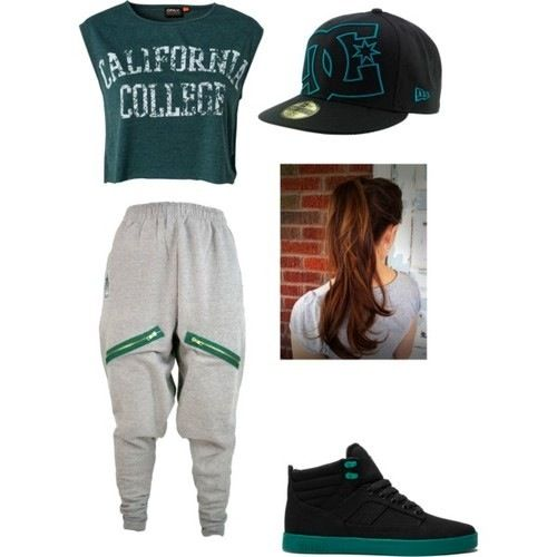 Hip hop outfit | Guilty Pleasures | Pinterest
