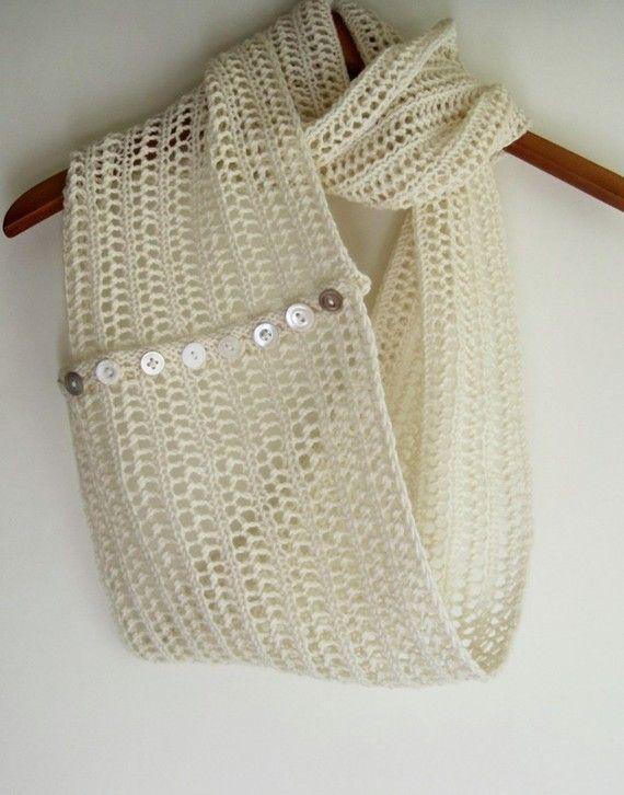 Bufanda tejida. | bufandas | Pinterest | Solo yo, Tejido y Manta