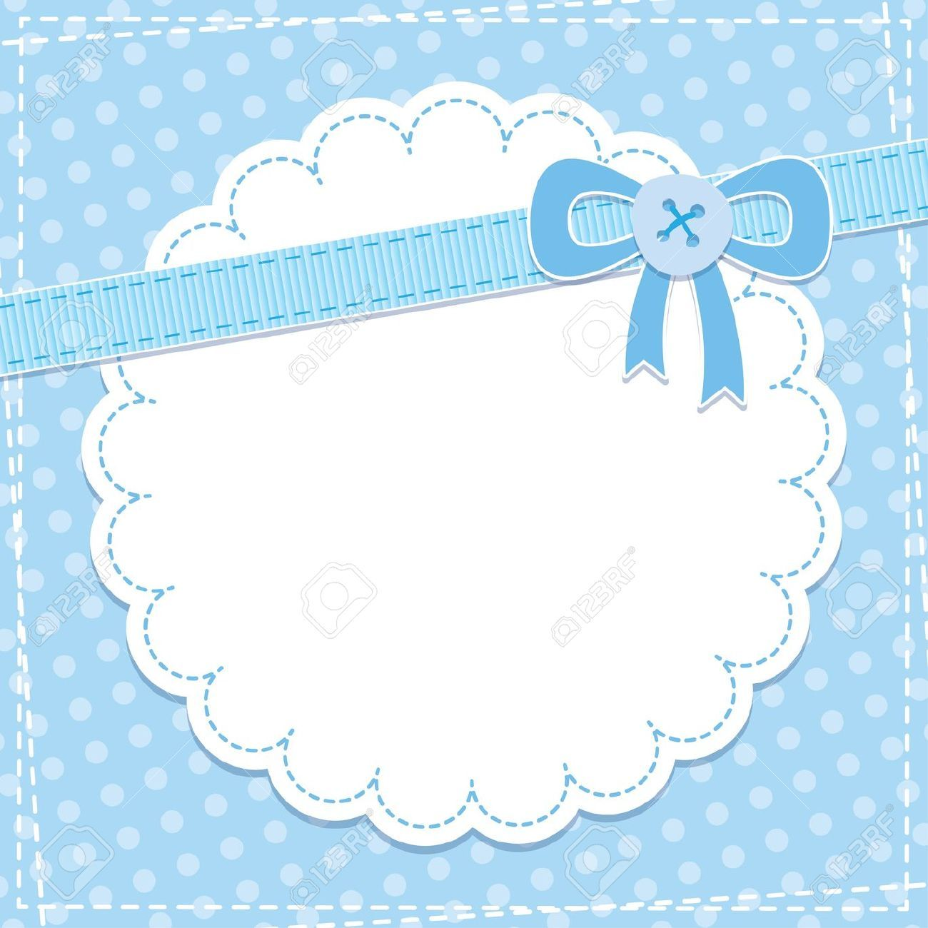 Baby Shower Invitation Images, Stock Pictures, Royalty Free Baby ...