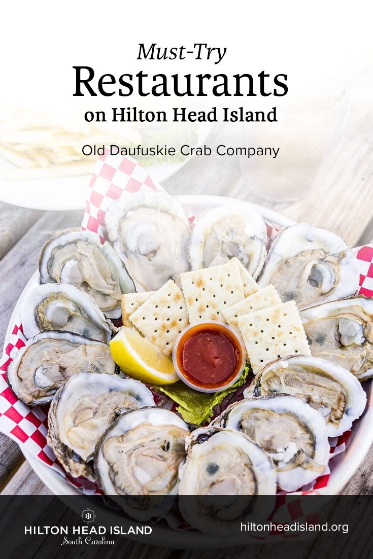 Musttry lowcountry restaurants hilton head island