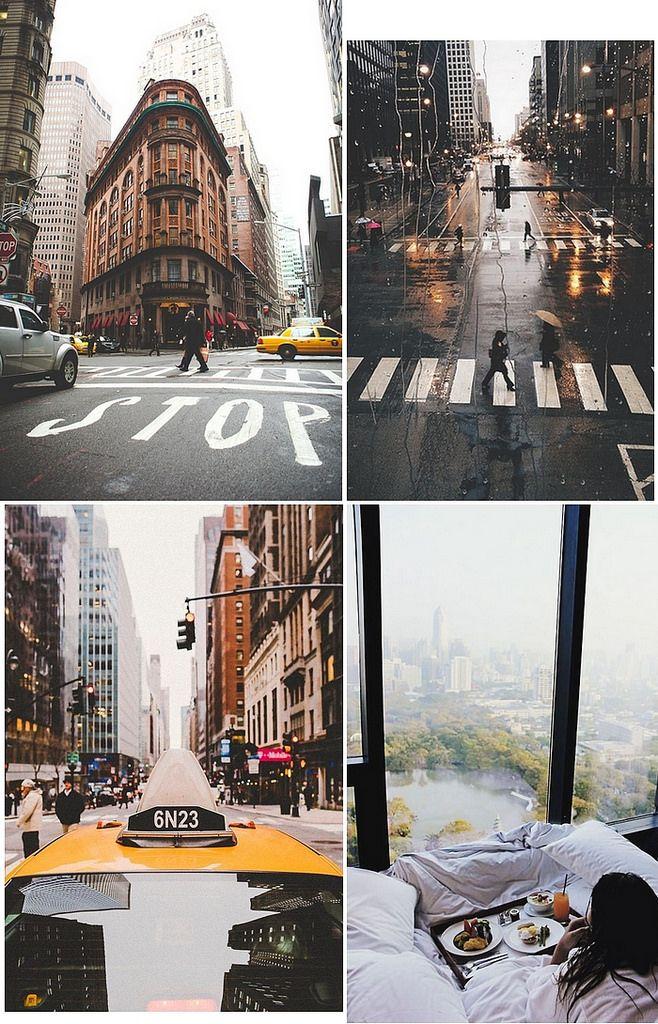 NYC vinkit / Rokkirekki