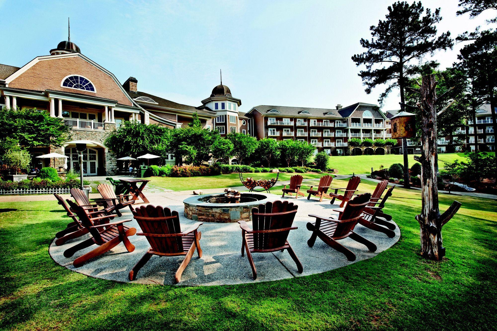 RitzCarlton Reynolds, Lake Oconee Resorts in