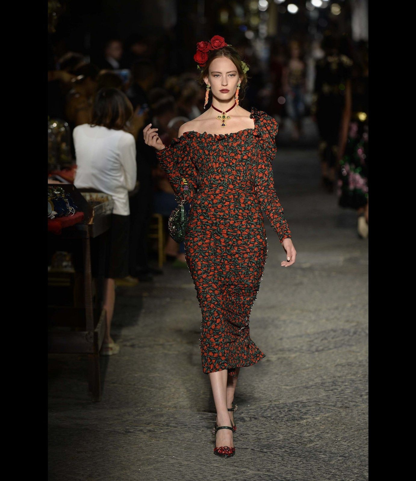 Dolce & Gabbana Alta Moda - Monica Bellucci / Penelope Cruz / Helen Mirren / Diane Kruger / Nicole Kidman / Amy Adams / Jessica Chastain