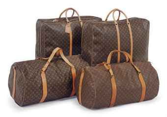 fdac179e73c8 Louis Vuitton luggage set  I think this will be my next big investment...  It s always nice to have matching luggage!