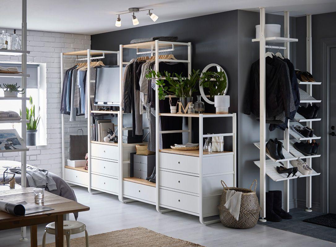 ordnung im schlafzimmer und kleiderschrank mit ikea schlafzimmer ideen schlafzimmerm bel. Black Bedroom Furniture Sets. Home Design Ideas