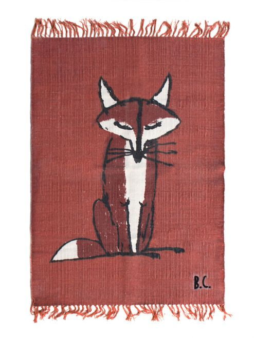 Bobo Choses Fox Rug Carpet Vidalondon