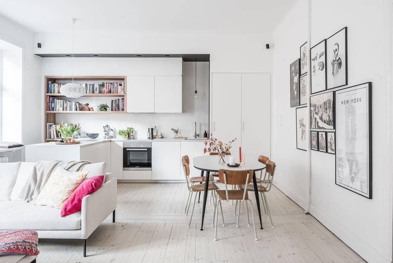 Vintage et minimaliste  Minimaliste, Interieur maison, Deco