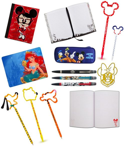Use LSAT study supplies that make you smile-- for some people, that might mean a plain pencil and a composition book.  For others, Ariel and friends.