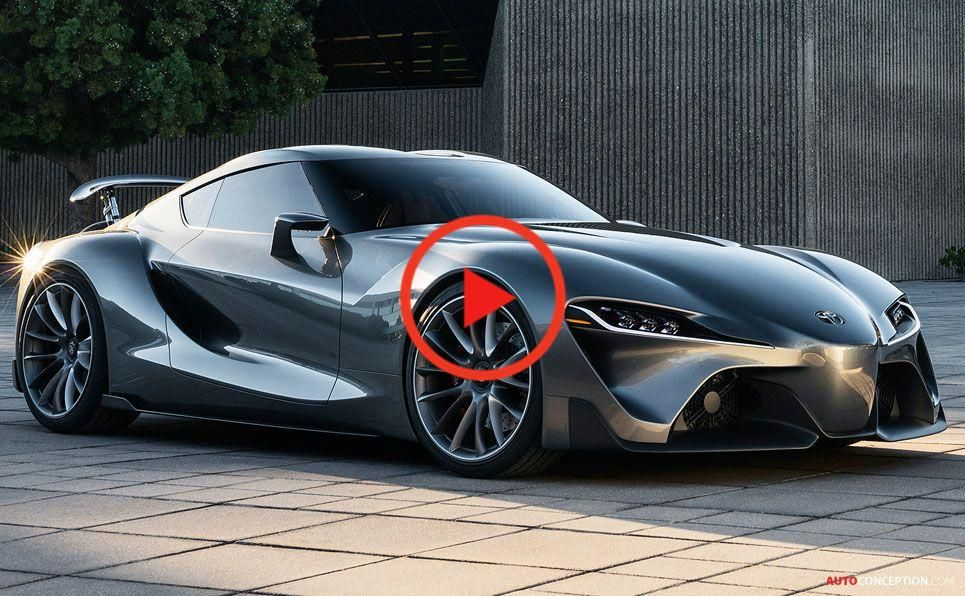 Toyota Unveils Racing FT1 Vision Gran Turismo Concept in