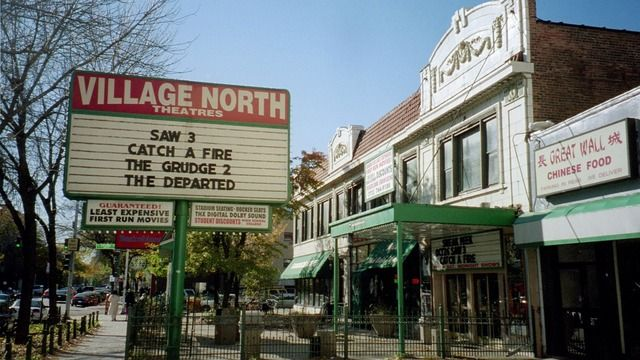 New 400 Theaters in Rogers Park, Chicago, IL