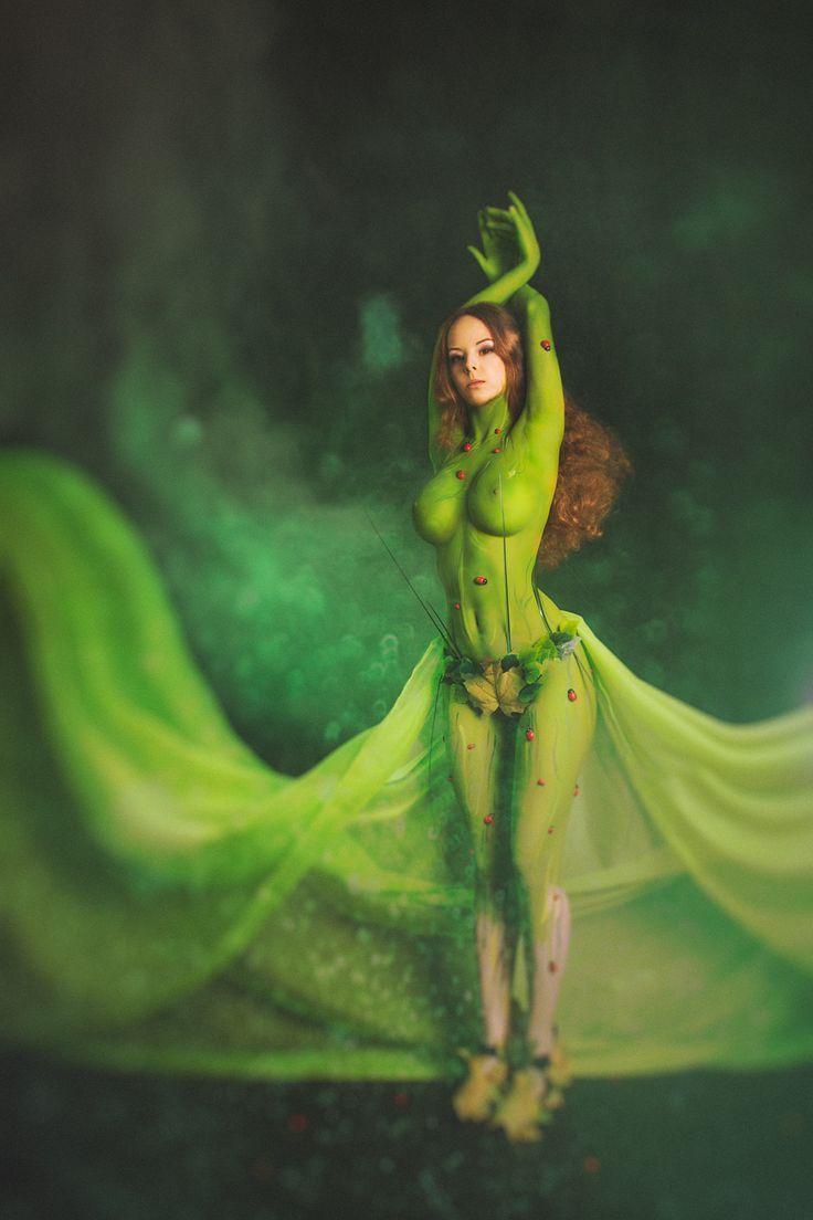 Fantasy Nude Art On Sci