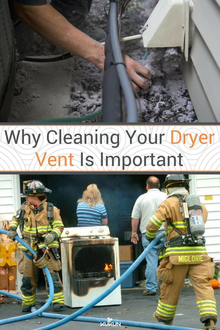 How Dryer Vent Cleaning Can Improve Your Dryer S Life With Images