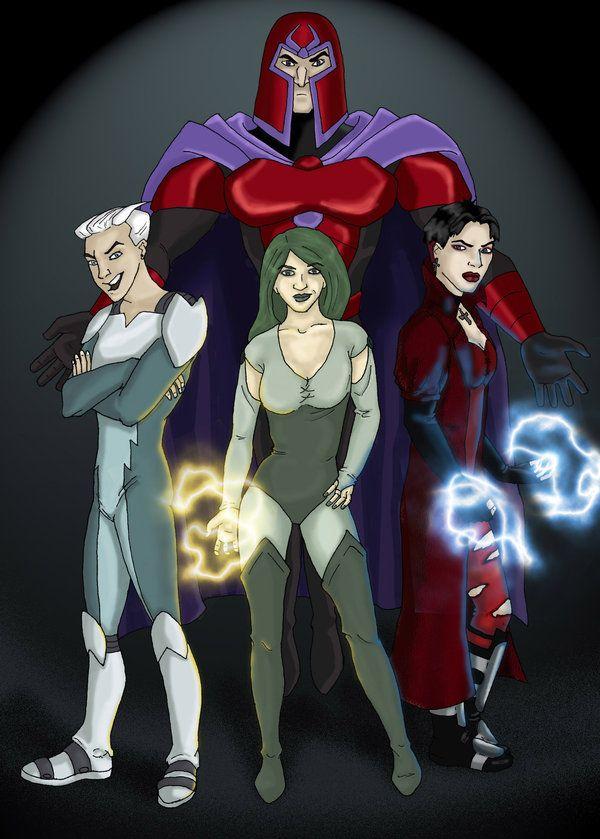 House Of M By Miraxterrik X Men Evolution X Men Evolution Marvel Superheroes Marvel Characters