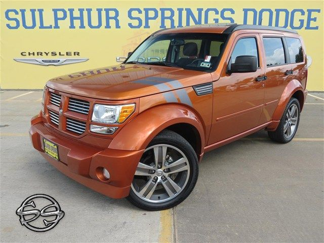 2011 Dodge Nitro Burnt Orange Cloth Seats Low Miles Ssdodge