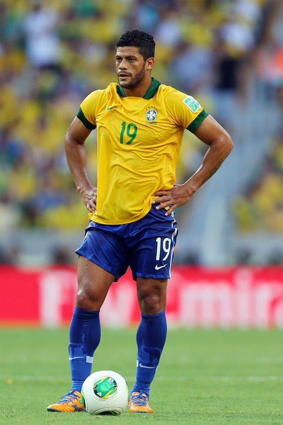 Hulk Brazil National Team Good Soccer Players Brazilian Soccer Players Brazil Football Team