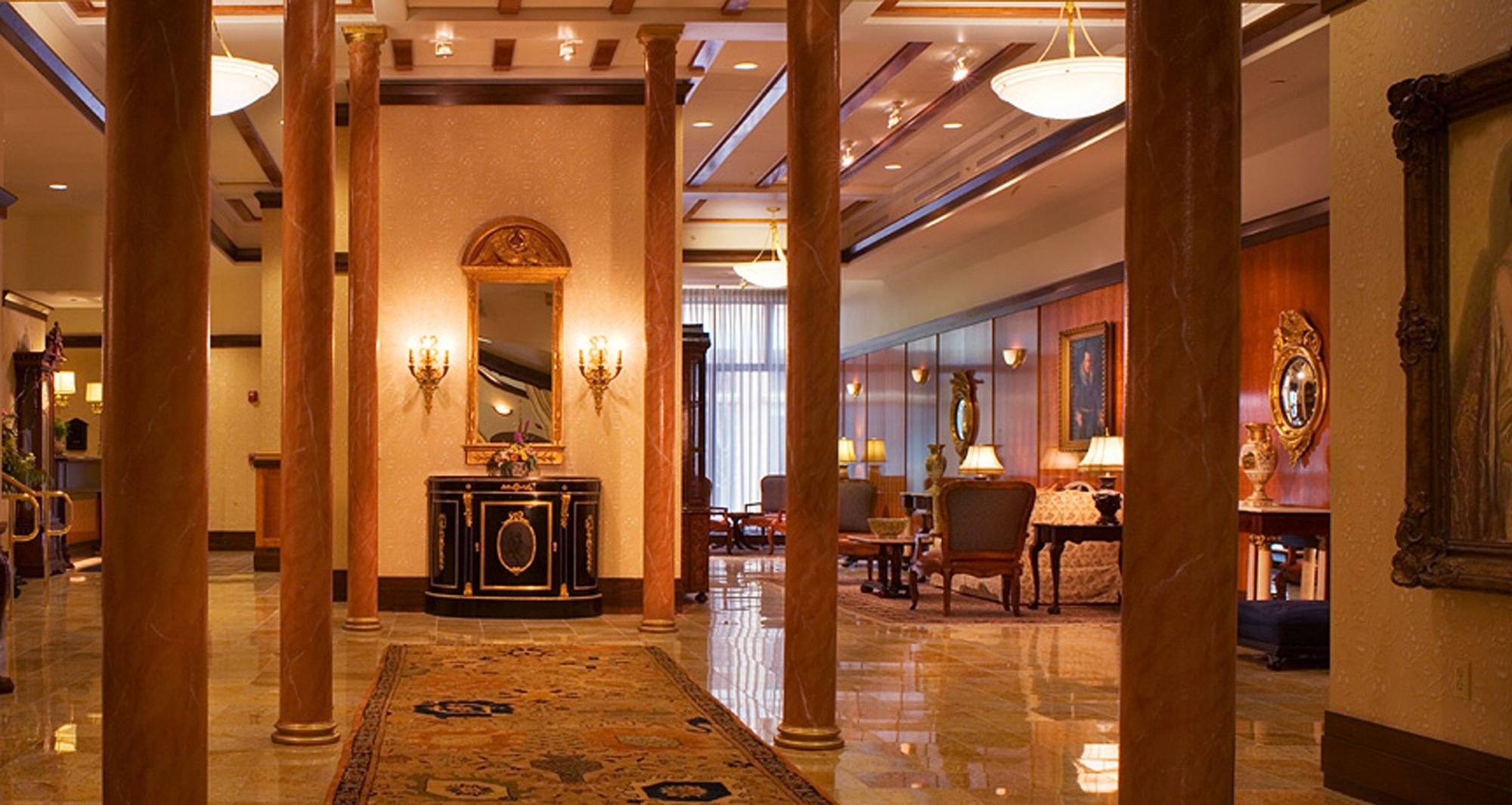 The Hotel Providence Is City S Only European Style Small Luxury Offering Elegant Interiors