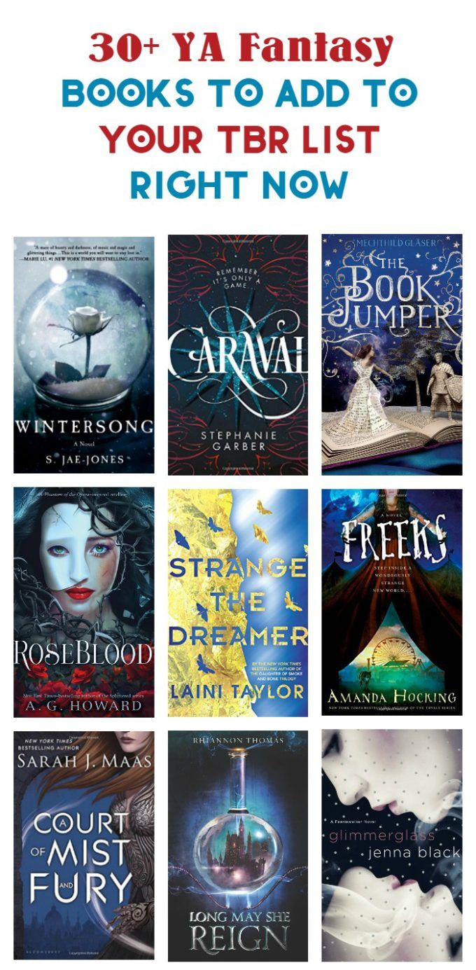 Pin On Teen Reads