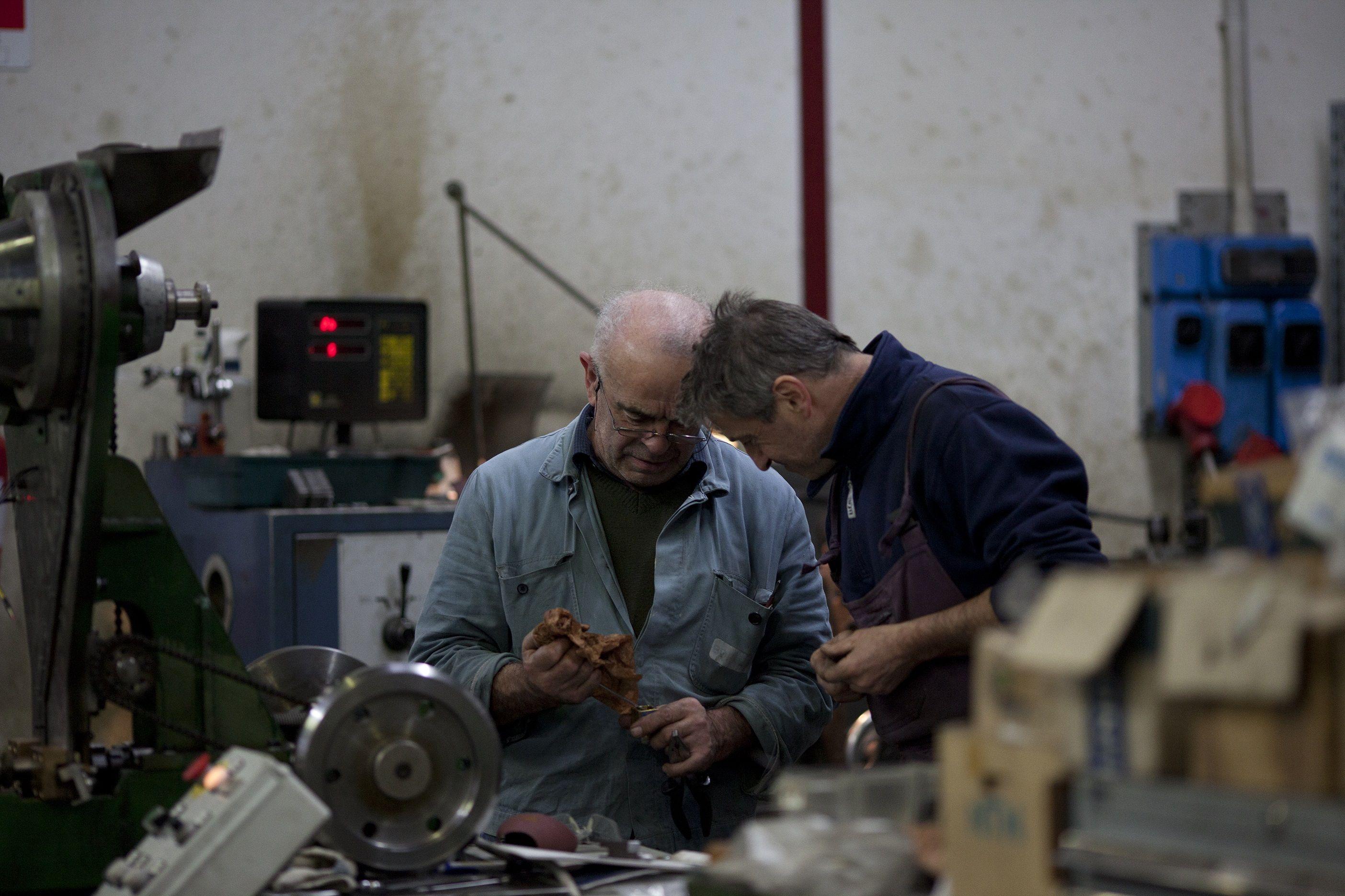 Passione e competenza - Passion and expertise