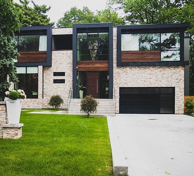 Follow @modernexteriors Torontou0027s Modern Exterior Design U0026 Build Experts. 7  Ashley Park Road Exterior