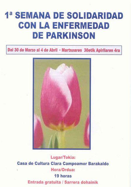 I Semana de Solidaridad con la Enfermedad de Parkinson