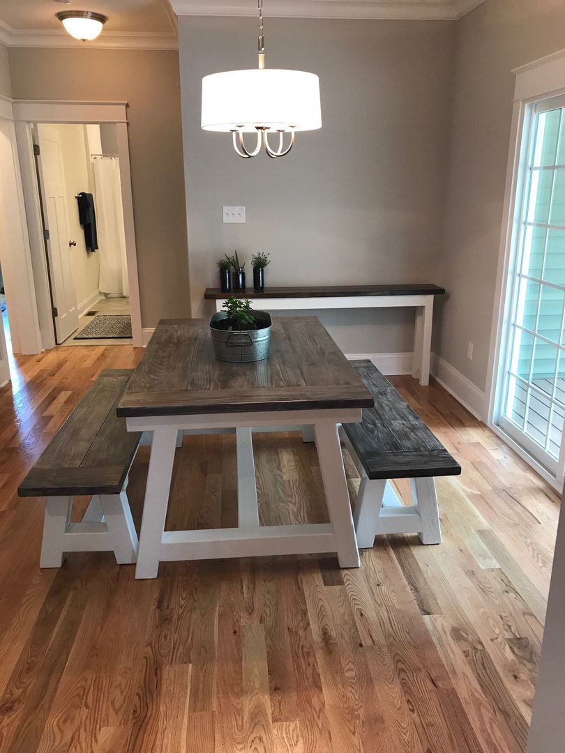 Custom Built Farmhouse Tables For Sale Midlothian Va Richmond Va