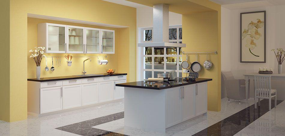 Landhausküchen ab Werk DassbachKüchen Cocinas, Casas