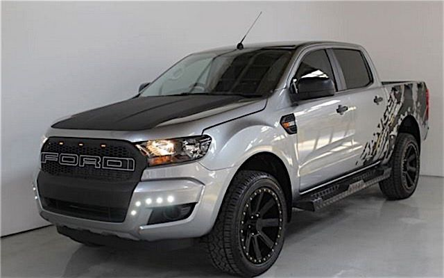 Will The New Ranger Come Raptor Fied Carros Y Camionetas Ford Ranger Tunning Camionetas