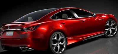 Nice Mazda 2017 2018 6 Changes Check More At Http Carboard Pro Cars Gallery
