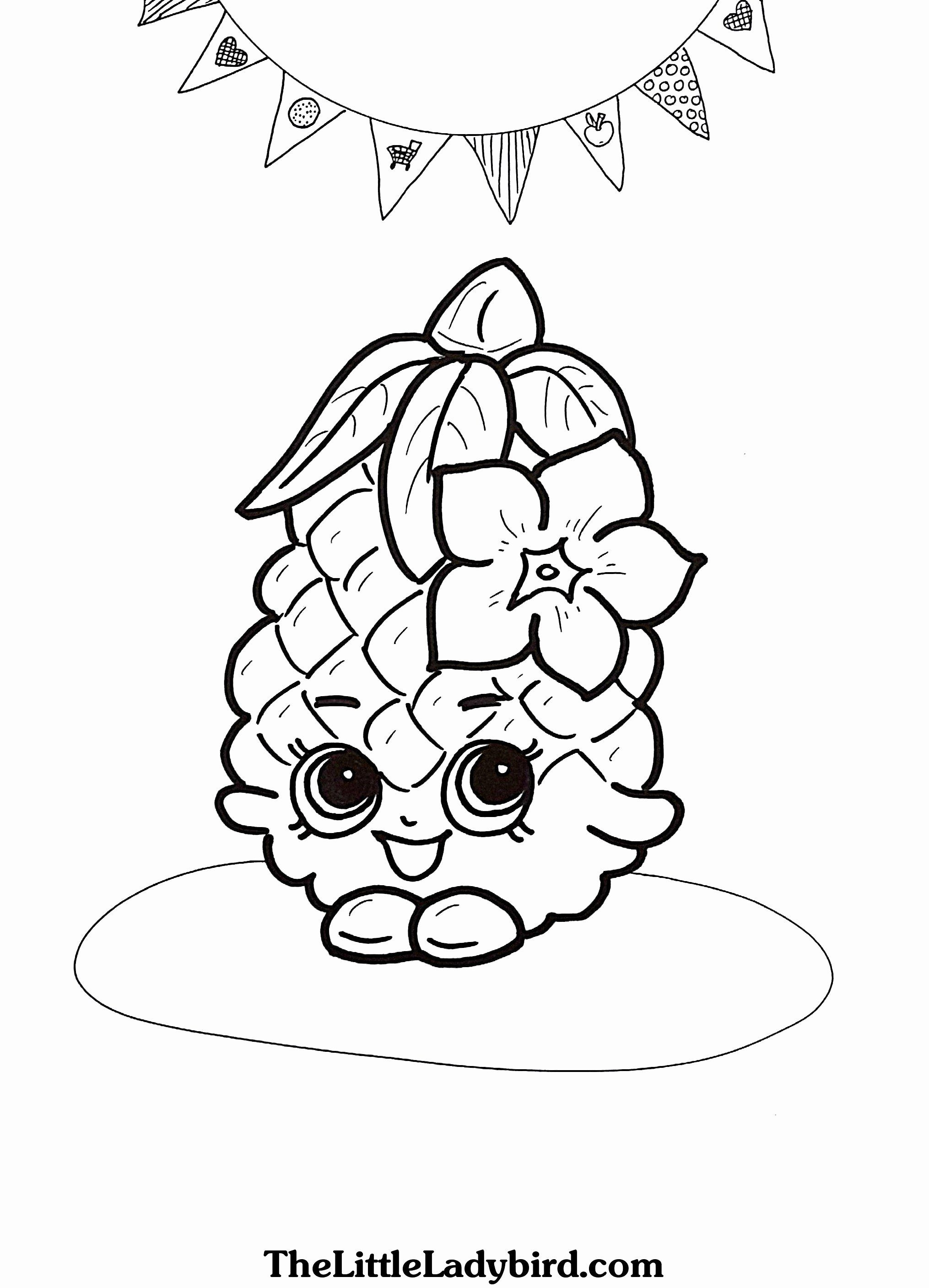 Pin Di Example Food Coloring Pages