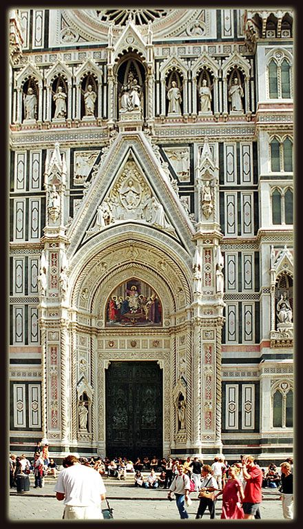 Cathedral of Santa Maria del Fiore, Firenze, Italy Copyright: Jozef Zbigniew Napora