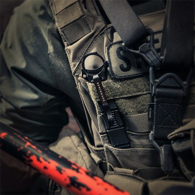 How do you carry your #SOCP? #mybenchmade