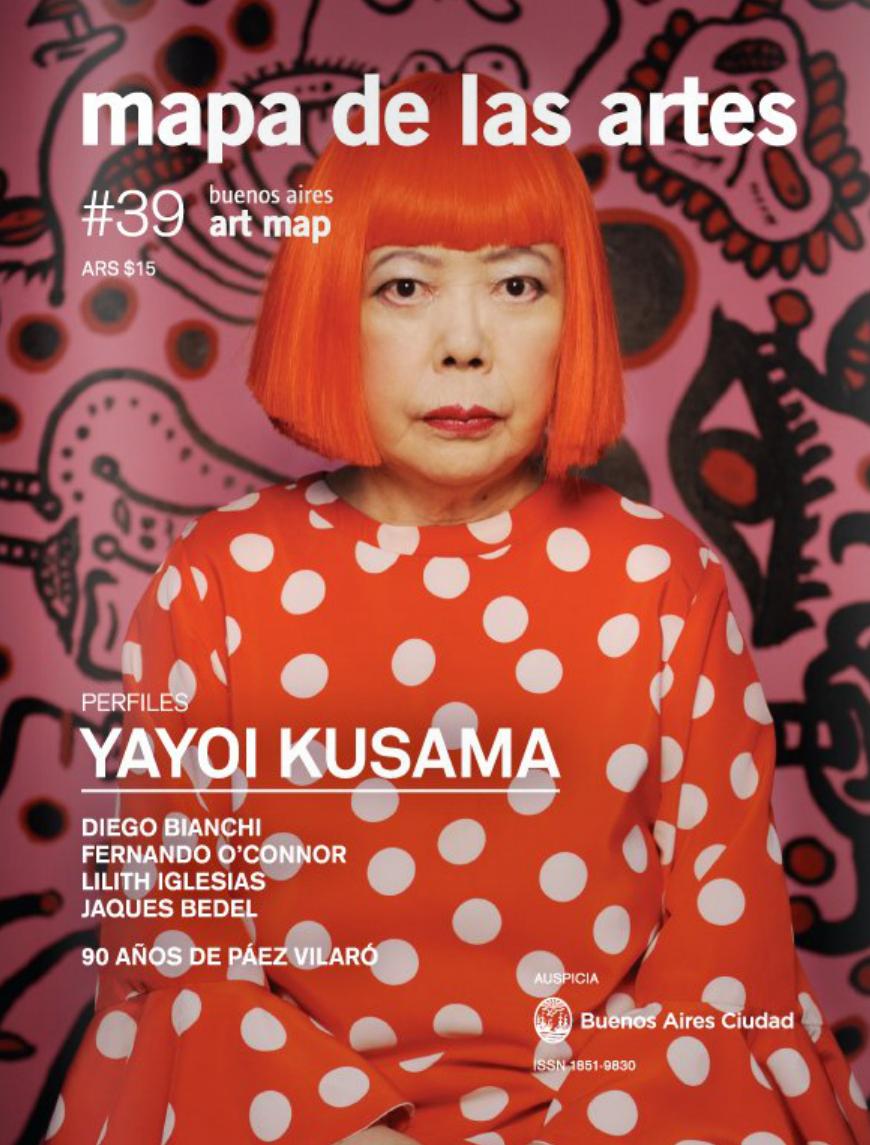 Yayoi Kusama #art #pop #polkadots