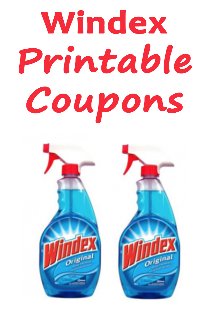 image relating to Windex Printable Coupon identified as Help save upon Windex solutions making use of printable discount coupons Printable