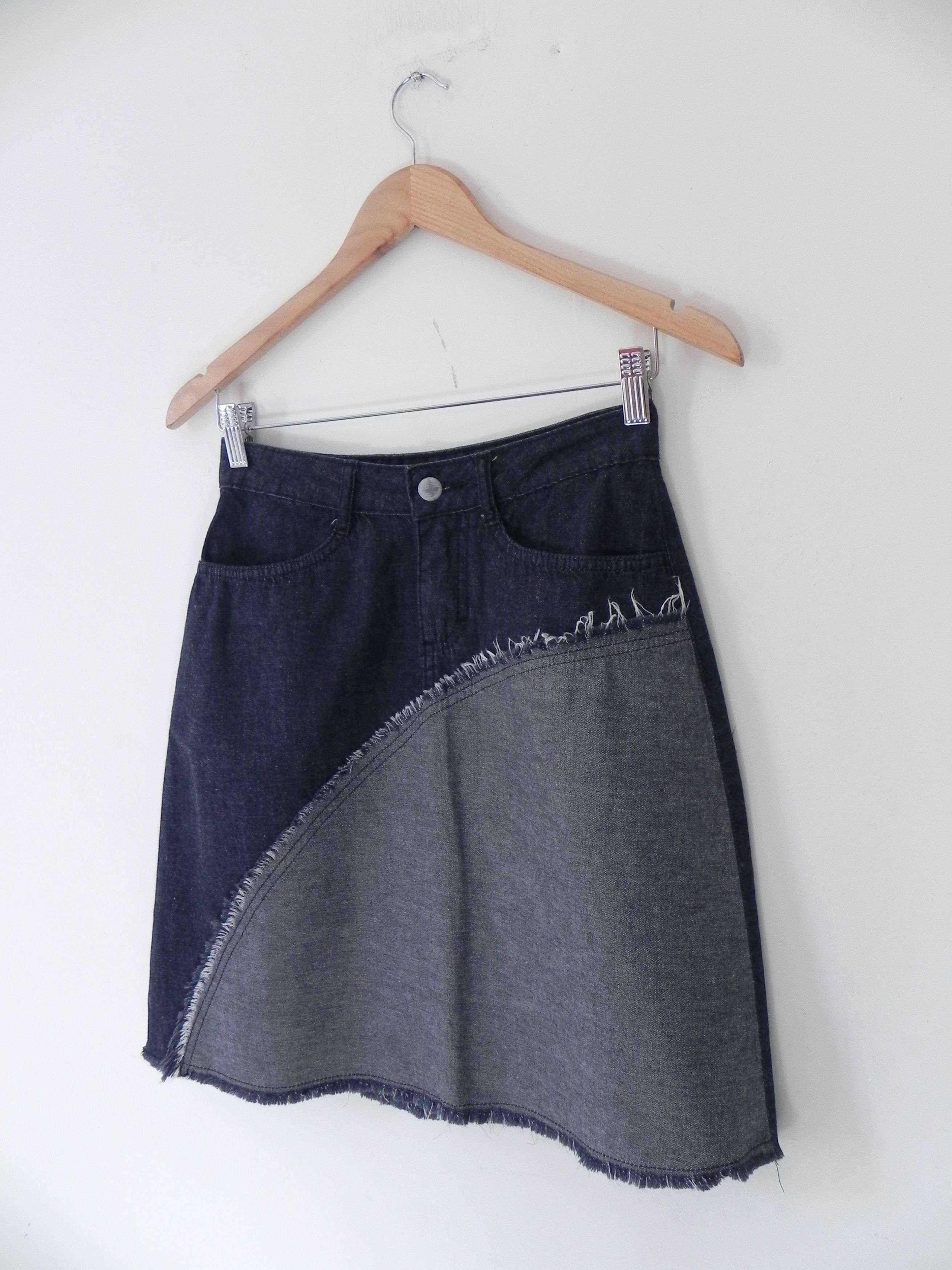 Acho que dá pra fazer com uma calça jeans!!! ;)