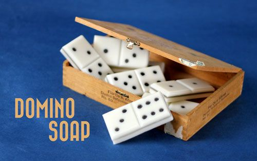 Domino Soap Video Tutorial | Soap Queen