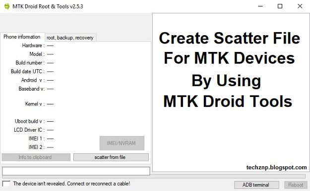 Cara Write Imei Mtk Droid Tools Root Repair Imei Cwm In Mtk
